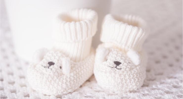 De leukste slofjes voor baby's