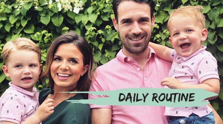 Daily Routine met: Michelle Bollen