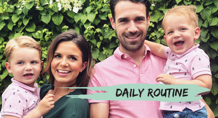 Daily Routine met: Michelle Bollen