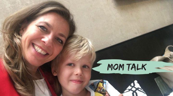 Mom Talk met: Pauline de Wilde