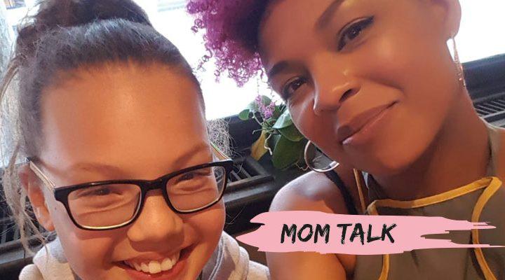 Mom Talk met: Raffaëla Paton