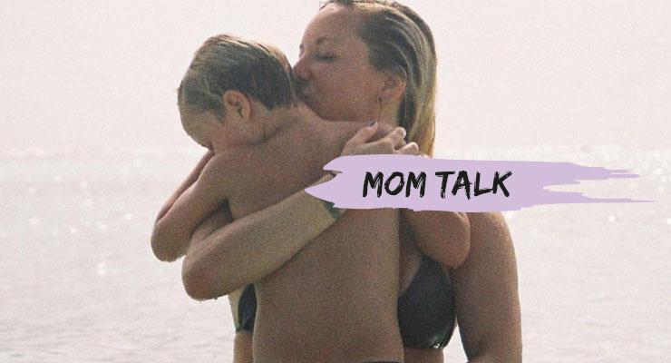 Mom Talk met: Vanessa Erasmus