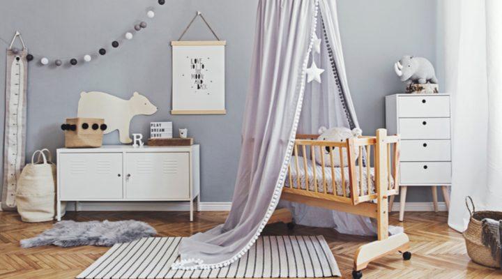 De leukste items van nu voor de babykamer