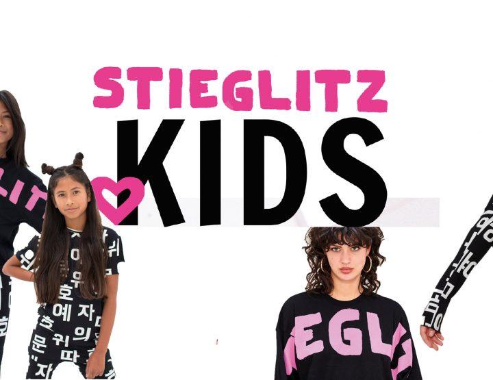 Stieglitz komt met een kids collectie!